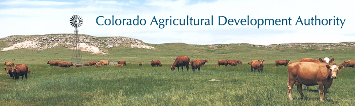 Colorado Agricultural Development Authority